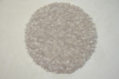 "Bubble #3 27"" diameter Vinyl tube and resin 2008"