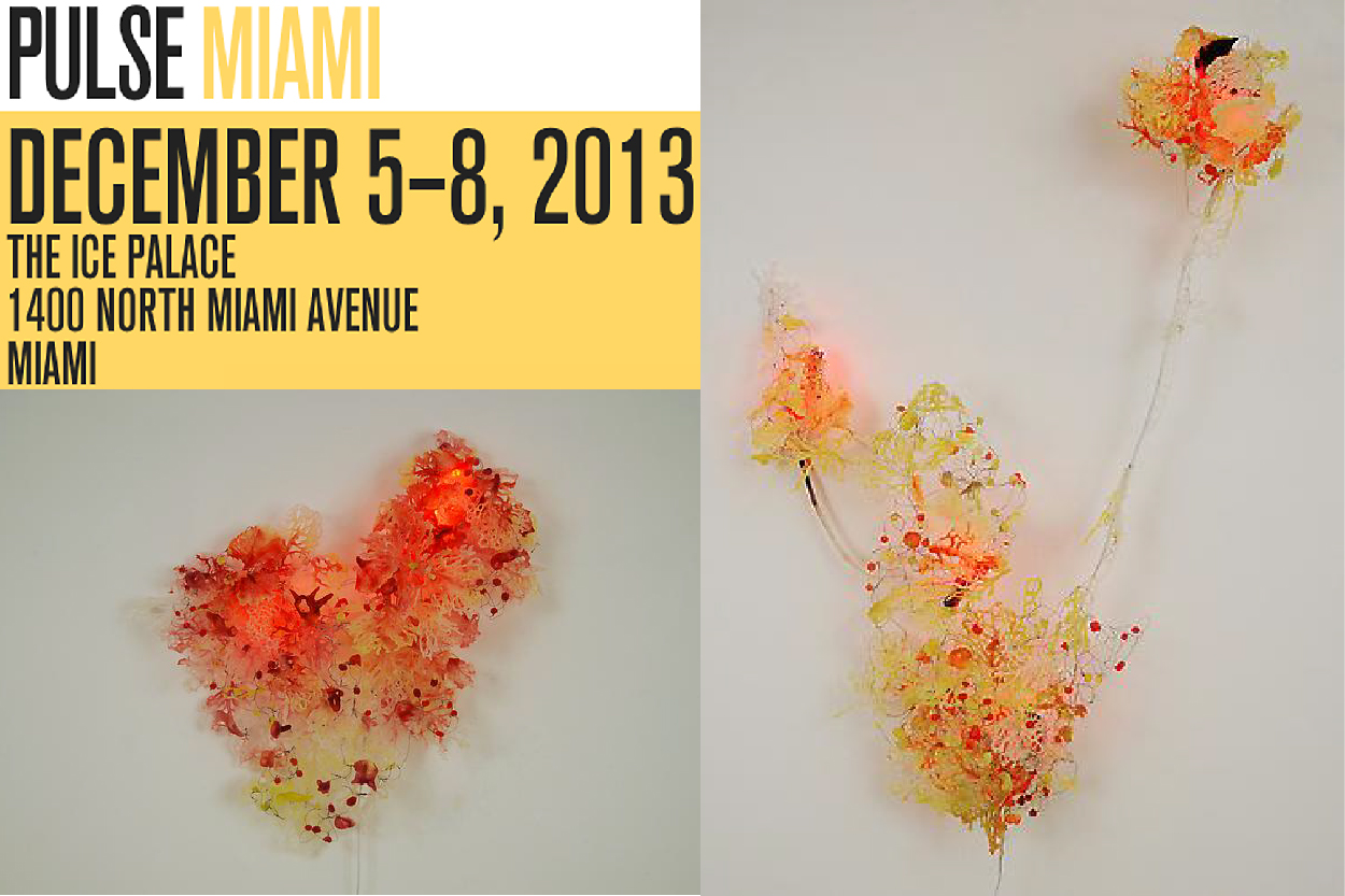 PULSE Miami 2013 Contemporary Art Fair  December 5 – 8, 2013