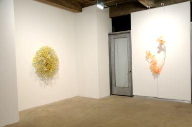11.Yuriko Yamaguchi, Installation View-Howard Scott Gallery, #4, 2016